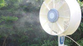 Ventiladores agua