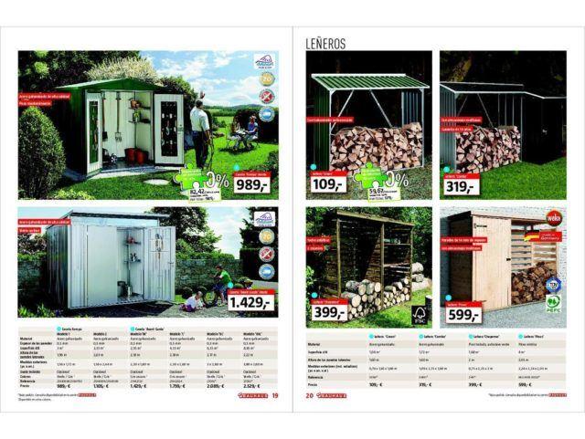 Cat logo bauhaus casetas 2018 - Bauhaus estufas de lena ...