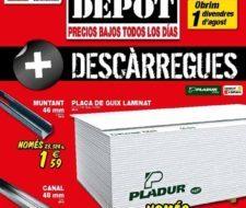 Catálogo Brico Depot Cabrera De Mar Agosto 2014