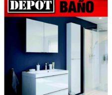 Catálogo de baño Brico Depot 2018