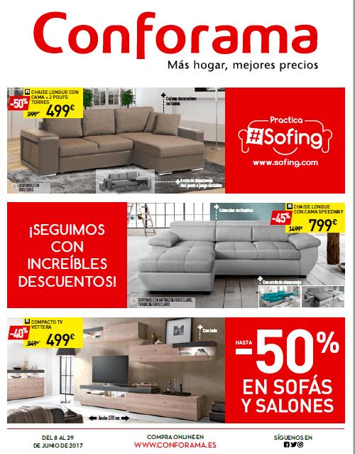 Cat logo conforama 2017 ofertas diciembre for Sofa exterior conforama