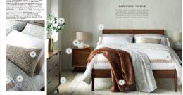 Catálogo de dormitorios de El Corte Inglés 2019