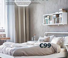 Catálogo Ikea dormitorios 2018