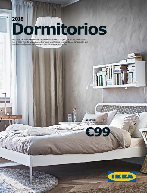 Cat logo dormitorios ikea 2019 y novedades mensuales for Habitaciones juveniles ikea