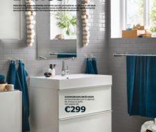 Catálogo de Baños IKEA 2018