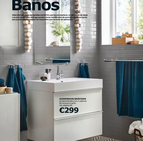 Catálogo de Baños IKEA 2020 - EspacioHogar.com