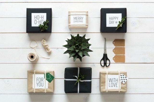 Como personalizar los regalos de navidad diy