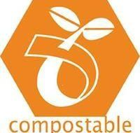 Vajilla compostable