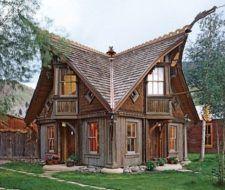 Casas raras| fotos