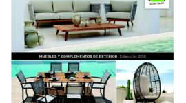 Catálogo Jardines y Terrazas de Leroy Merlín 2019