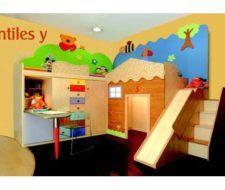 Como decorar el dormitorio infantil