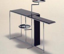 Moderna mesa de te Rivoli