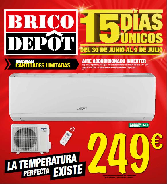 Brico Depot catálogo de ofertas julio 2017
