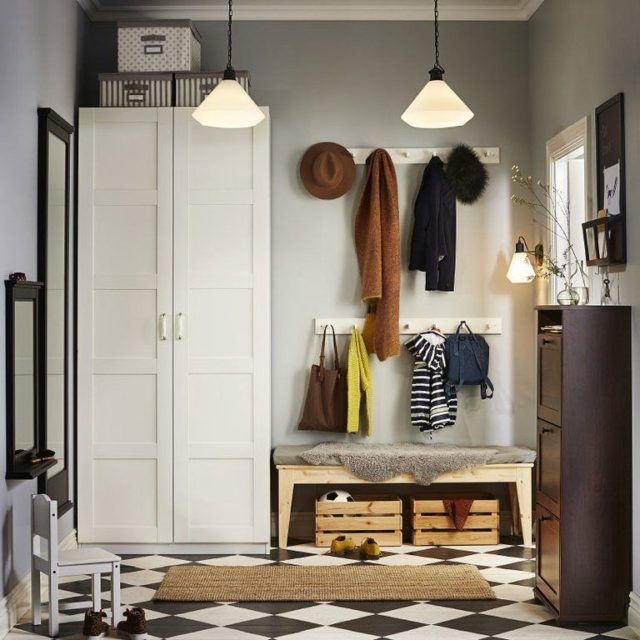 armariospara colocar en recibidores en ikea