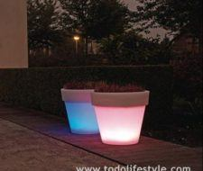 Roma Light, iluminación con LEDs
