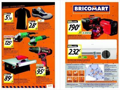 Catálogo BricoMart de junio 2017