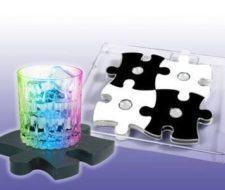 Light Coaster, posavasos con efectos de luz