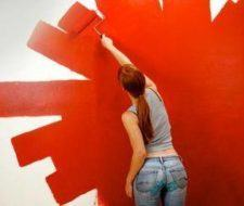 Trucos para pintar tu casa sin olor