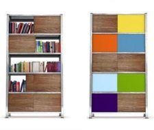 MShelving. Diseños modulares de almacenaje