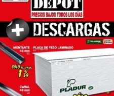Catálogo Brico Depot San Antonio Agosto 2014
