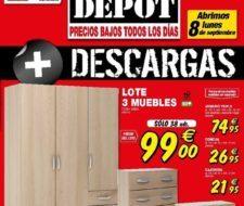 Catálogo Brico Depot San Antonio Septiembre 2014