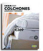 Catálogo Ikea 2009 Colchones