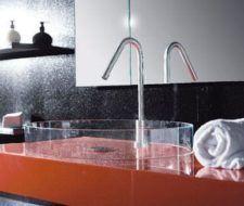 Lavabos de vidrio Cogliati-Cogliati