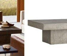 Element Coffee Table, una mesa de café minimalista