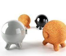 Mini Pogo, decoran y ayudan a ahorrar