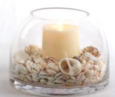 Conchas para dar un toque de mar y playa a tu hogar
