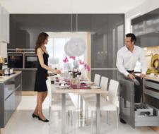 De 300 fotos cocinas modernas 2017 ideas para decorar - Singular kitchen madrid ...