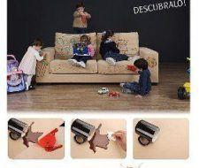 Tela anti manchas para muebles