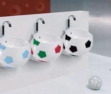 Lavabo mundial futbol 2010