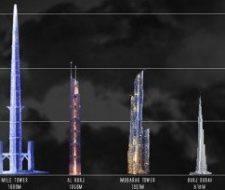 Una torre de 1600 metros de altura
