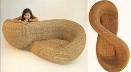 Sofá rústico | Moebius
