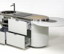 Cocina compacta de Whirlpool