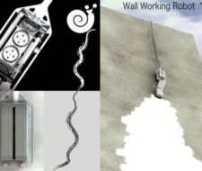 Robot para pintar paredes