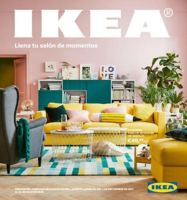 Cat logo de ikea 2018 for Decoracion hogar tendencias