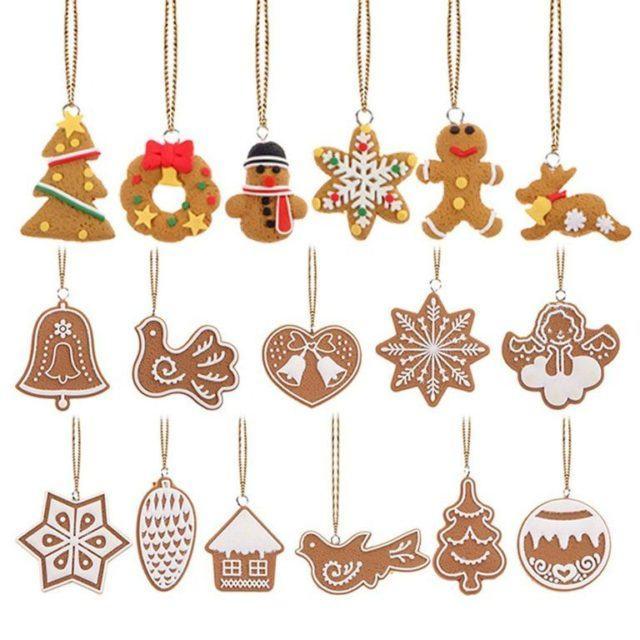 Rboles de navidad 2018 decorados originales y caseros for Articulos de decoracion para navidad