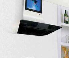 Vela Range Hood. Campana con LCD