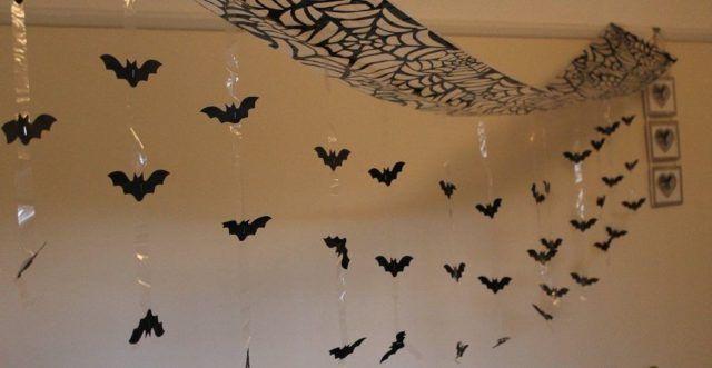 Decoracion De Halloween 2019 Adornos Halloween Decoracion - Cosas-de-halloween-para-hacer-en-casa