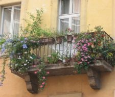 Decoracion de Balcones