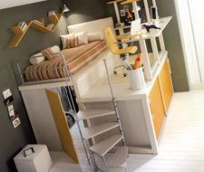 Dormitorios  ganar espacio