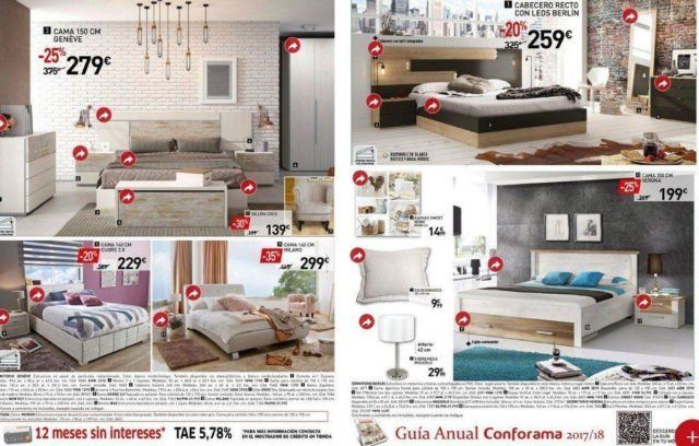Catalogo conforama navidad 2018 - Dormitorios conforama 2017 ...