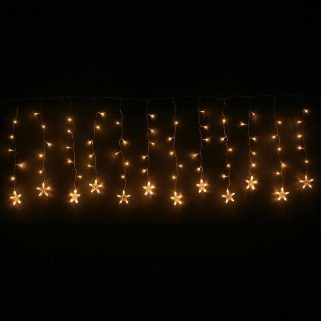 Luces de navidad en tu hogar luces exteriores y led for Luces de navidad para exteriores