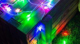 Luces de Navidad en tu hogar: luces exteriores y LED