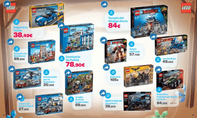 Catálogo de Juguetes Carrefour Navidad 2019