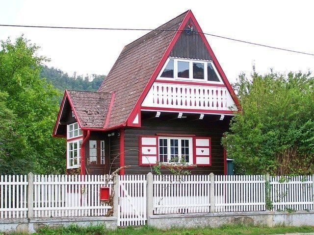 10 fotos de casas peque as chiquititas bonitas y - Casas de madera pequenas y baratas ...