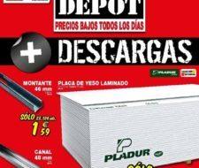 Cat logo brico depot cocinas 2017 for Bricodepot granada horario