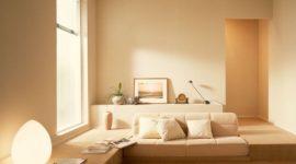 El color arena para decorar las paredes: ¿cómo combinarlo con el resto de colores?